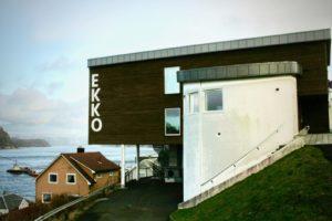 Lista Bygg - Prosjekt Flerbrukshuset Ekko