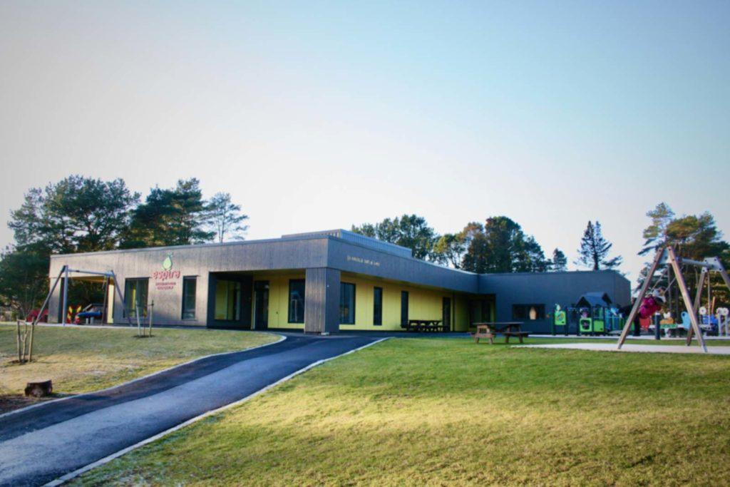Lista Bygg - Prosjekt Espira Husebyparken