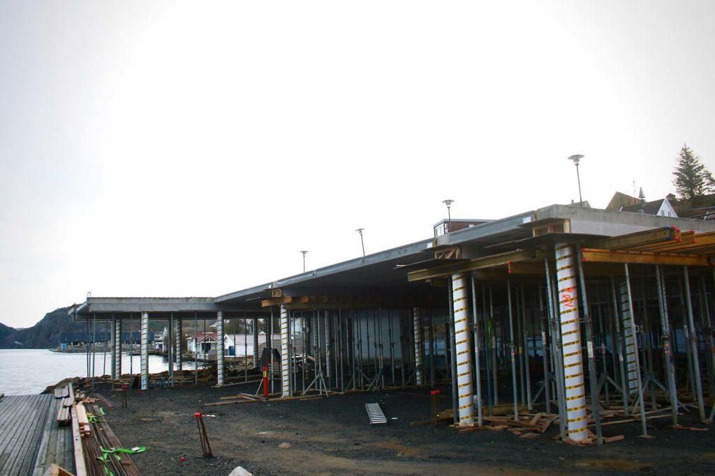 Lista Bygg - Prosjekt Farsund Senter