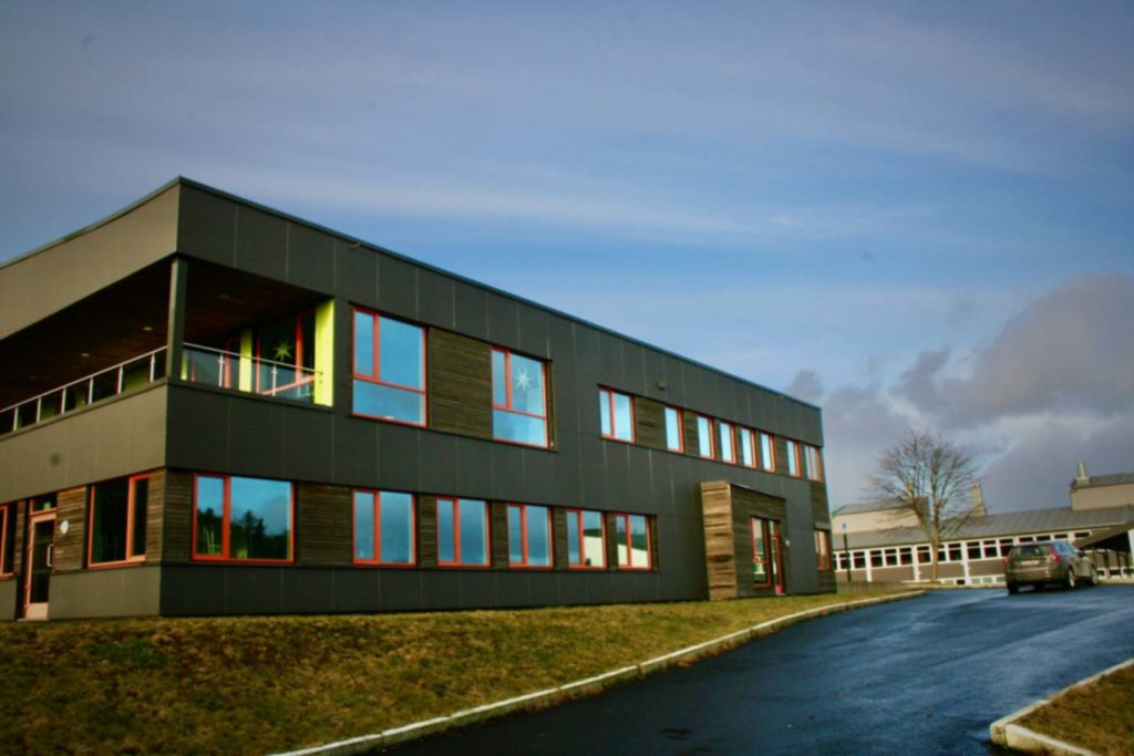 Lista Bygg - Prosjekt Farsund Barneskole